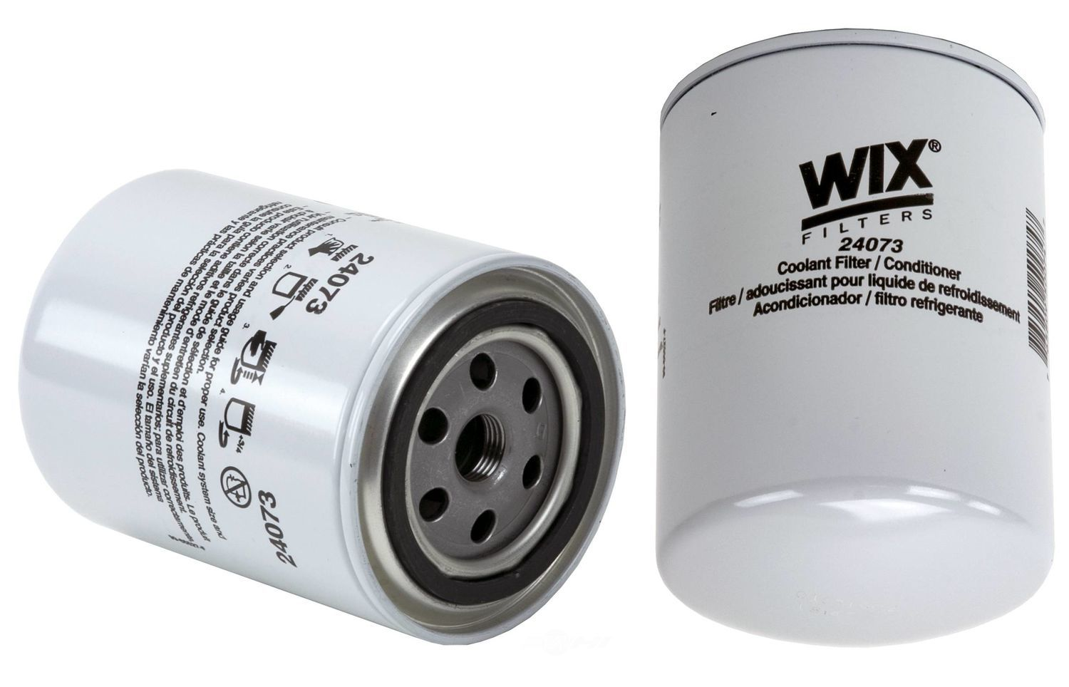 WIX - Engine Coolant Filter - WIX 24073