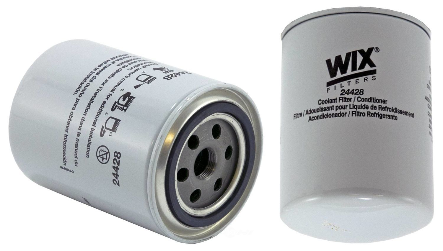 WIX - Engine Coolant Filter - WIX 24428