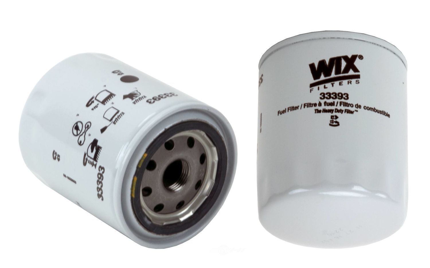 WIX - Fuel Filter - WIX 33393