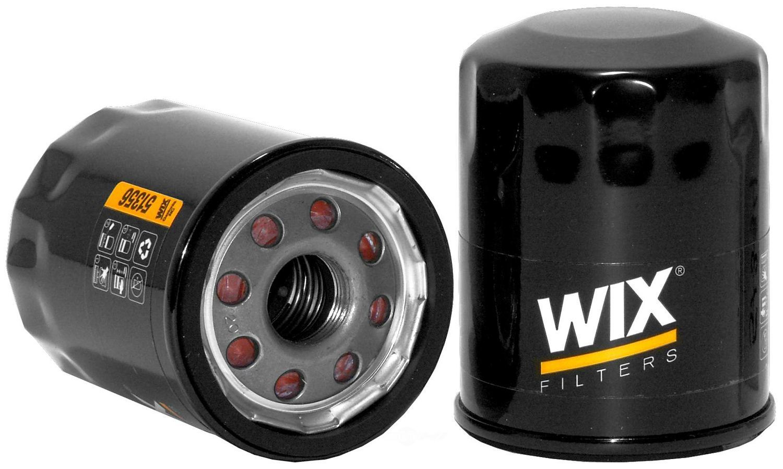 WIX - Engine Oil Filter - WIX 51356