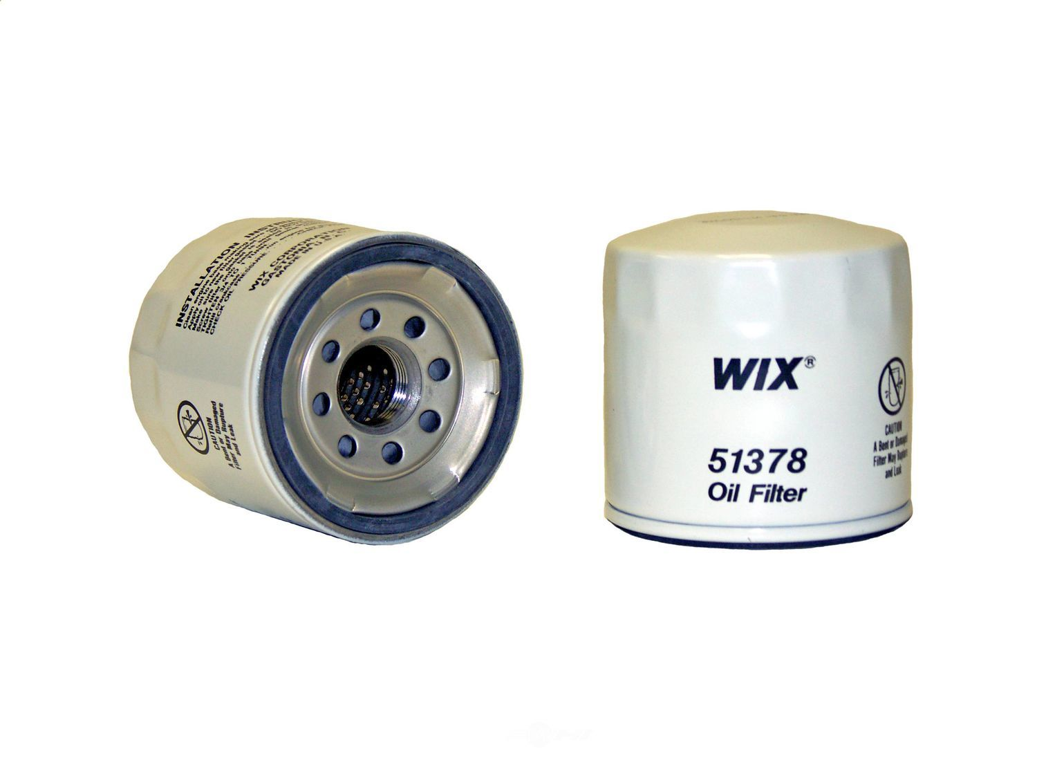 WIX - Oil Filter - WIX 51378