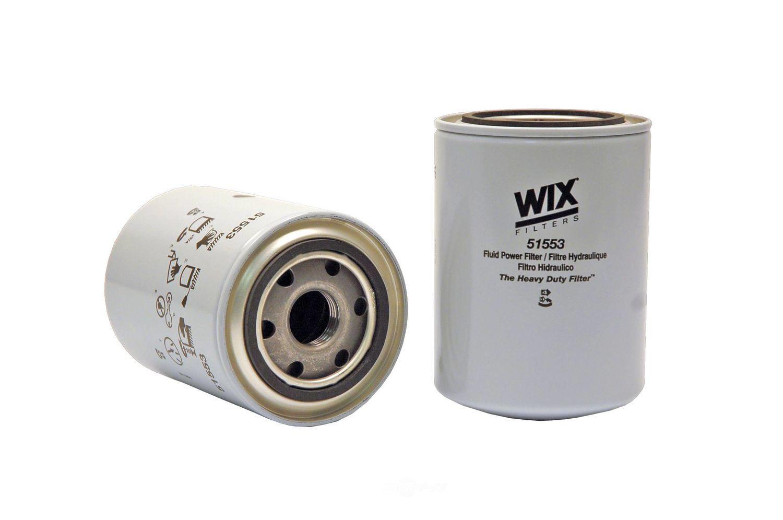 WIX - Hydraulic Filter - WIX 51553