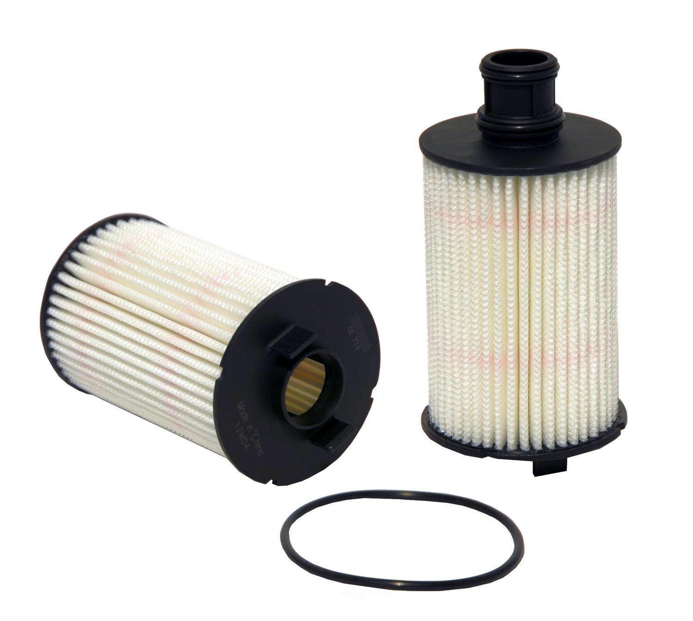 WIX - Engine Oil Filter - WIX 57279