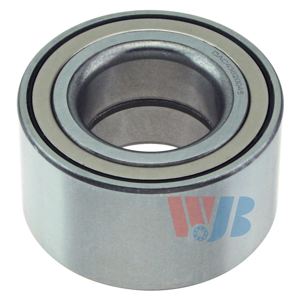 WJB - Wheel Bearing (Front) - WJB WB510006