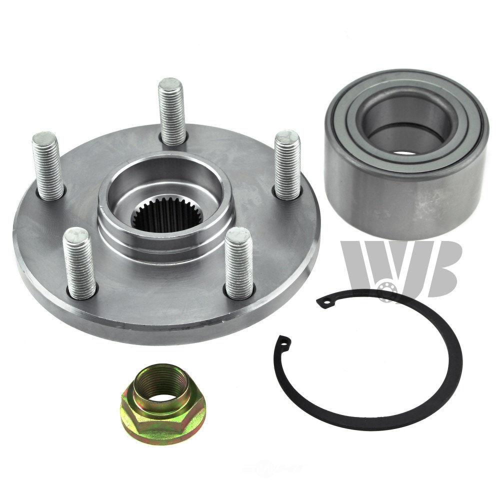 WJB - Wheel Hub Repair Kit (Front) - WJB WA518509