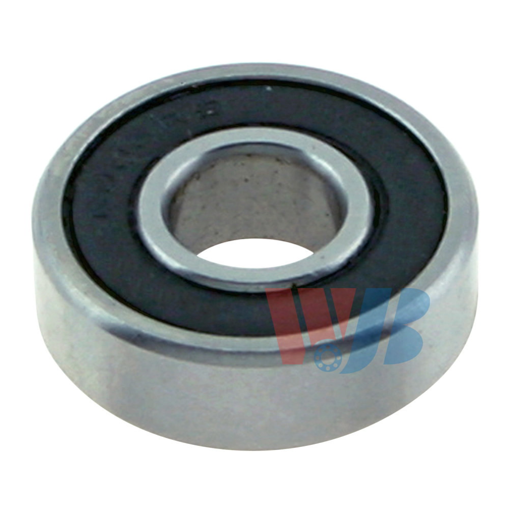 WJB - Steering Gear Worm Shaft Bearing - WJB RB6000-2RS