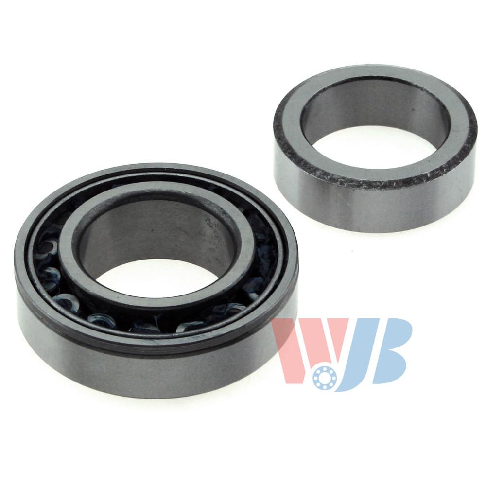 WJB - Wheel Bearing (Rear Inner) - WJB WTA9