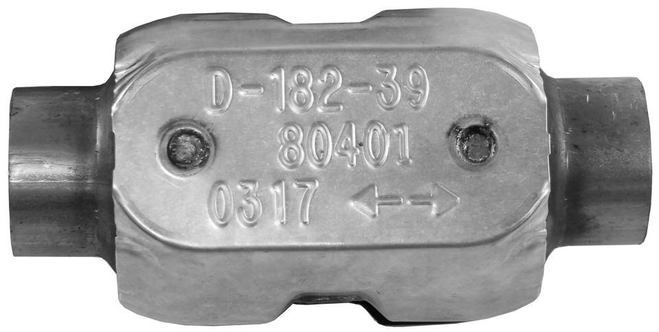 WALKER CARB CONVERTER - Catalytic Converter - WKC 80401