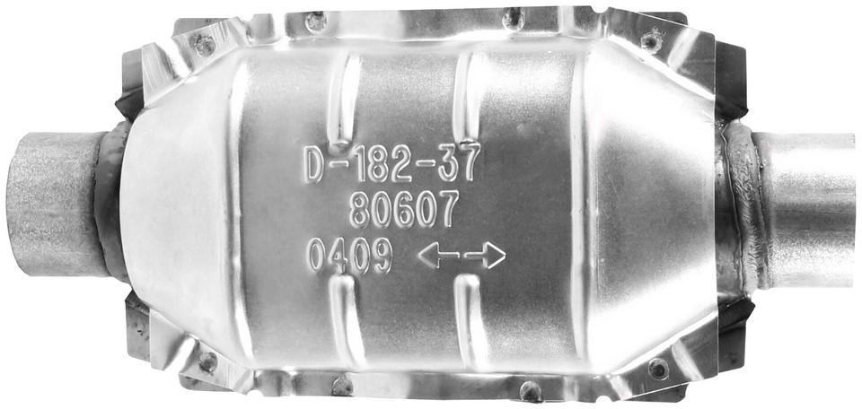 WALKER CARB CONVERTER - CalCat Universal Converter (Front) - WKC 80607