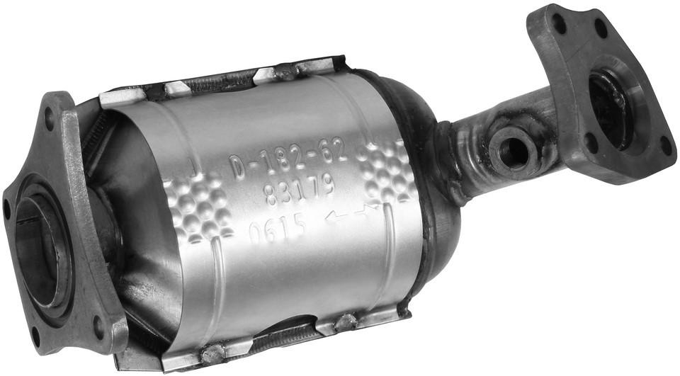 WALKER CARB CONVERTER - CalCat Direct Fit Converter (Front Right) - WKC 83179
