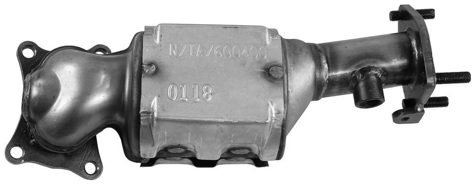 WALKER EPA CONVERTER - Ultra Manifold Converter (Rear) - WKS 16643