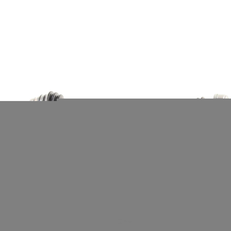 TRAKMOTIVE - CV Axle Shaft - WOH VW-8035