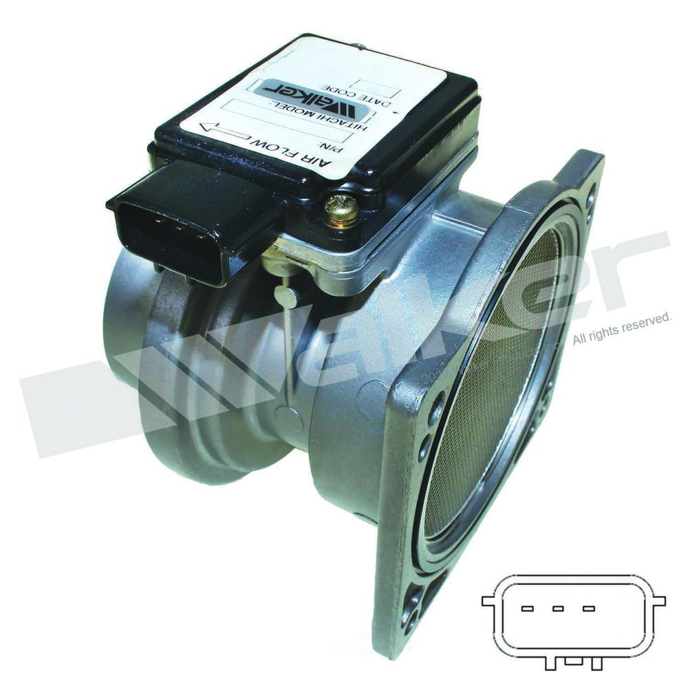 WALKER PRODUCTS, INC. - Mass Air Flow Sensor Assembly - WPI 245-1020