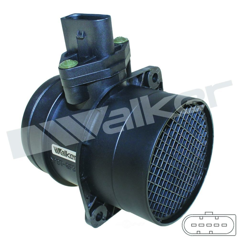WALKER PRODUCTS, INC. - Mass Air Flow Sensor Assembly - WPI 245-1106