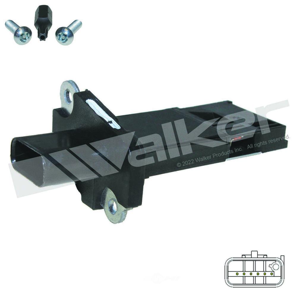 WALKER PRODUCTS, INC. - Walker Mass Air Flow Sensor - WPI 245-1108