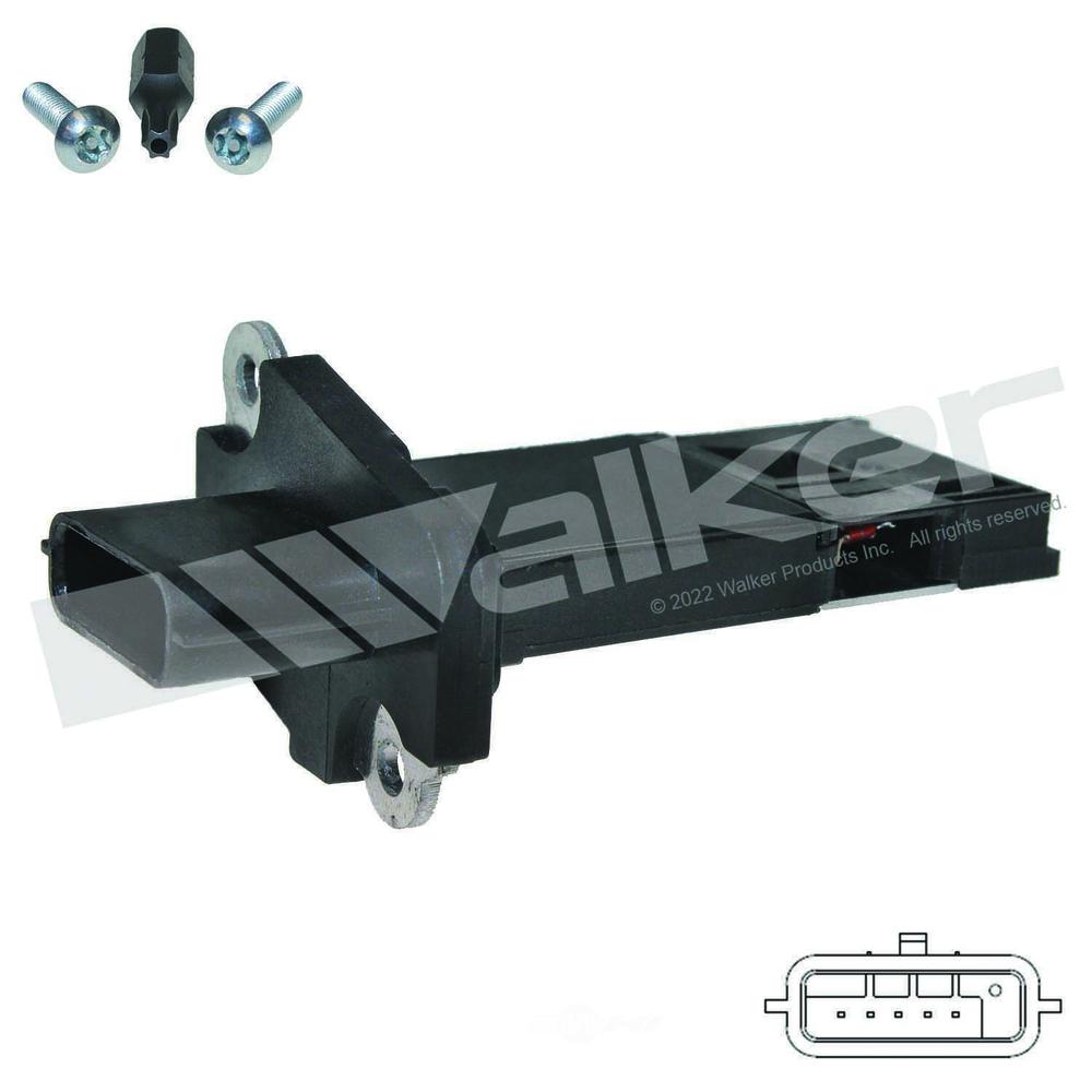 WALKER PRODUCTS, INC. - Walker Mass Air Flow Sensor - WPI 245-1117