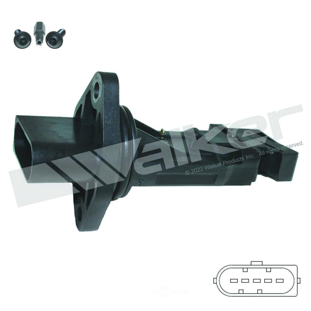 WALKER PRODUCTS, INC. - Walker Mass Air Flow Sensor - WPI 245-2080