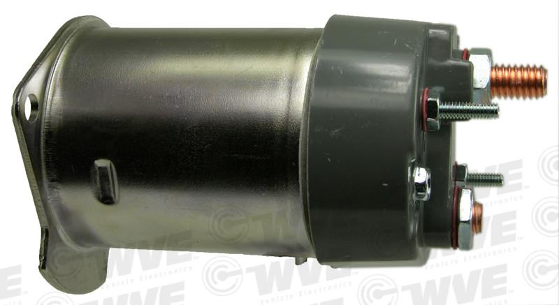 WVE BY NTK - Premium Starter Solenoid - WVE 1M1027A