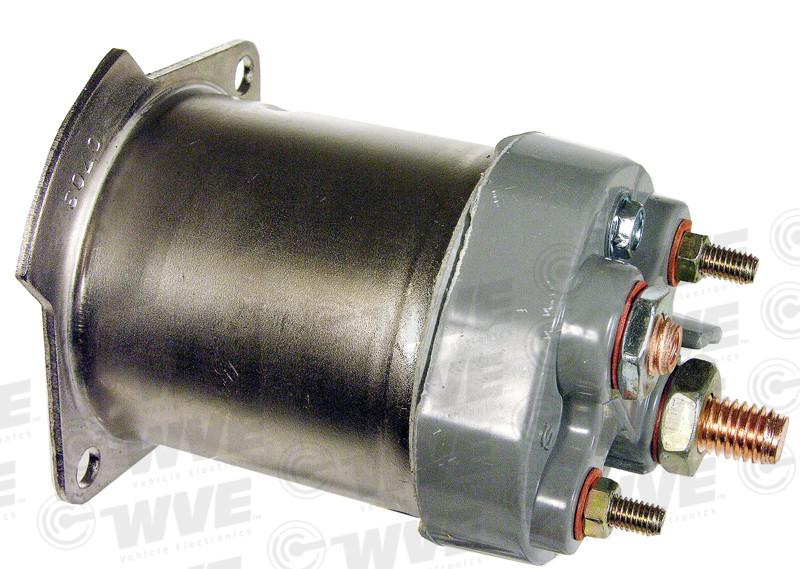 WVE BY NTK - Premium Starter Solenoid - WVE 1M1028A