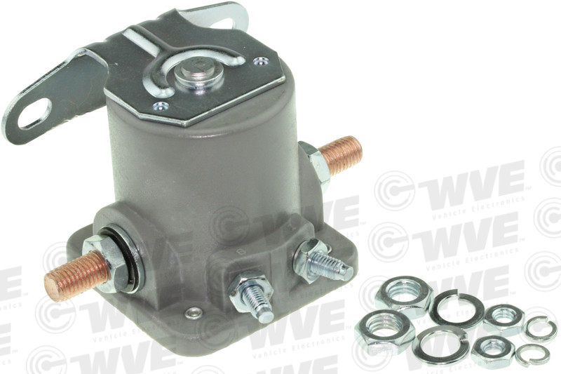 WVE BY NTK - Premium Starter Solenoid - WVE 1M1030A