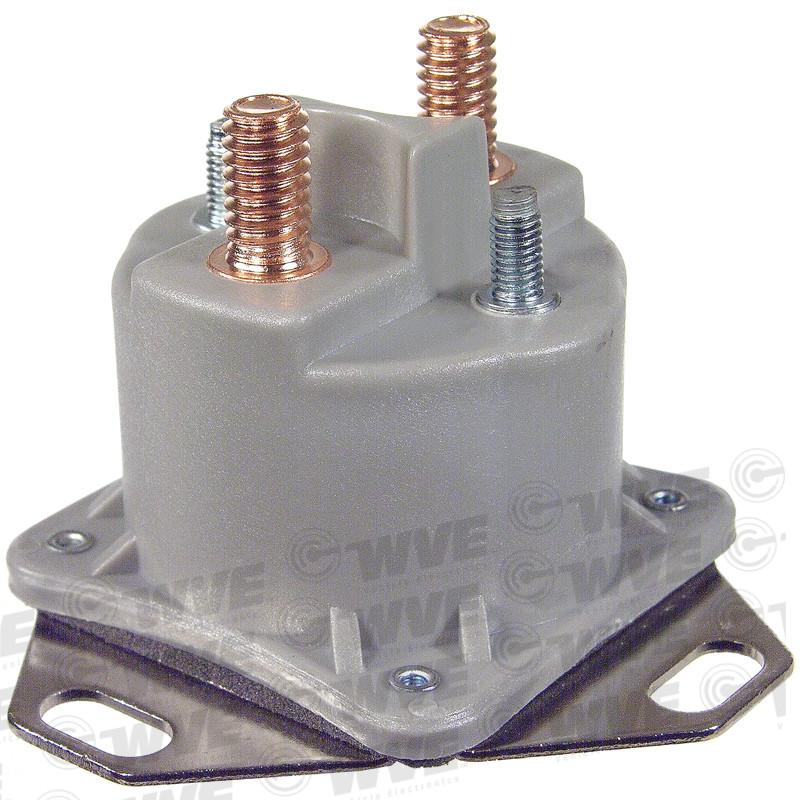 WVE BY NTK - Premium Starter Solenoid - WVE 1M1090A