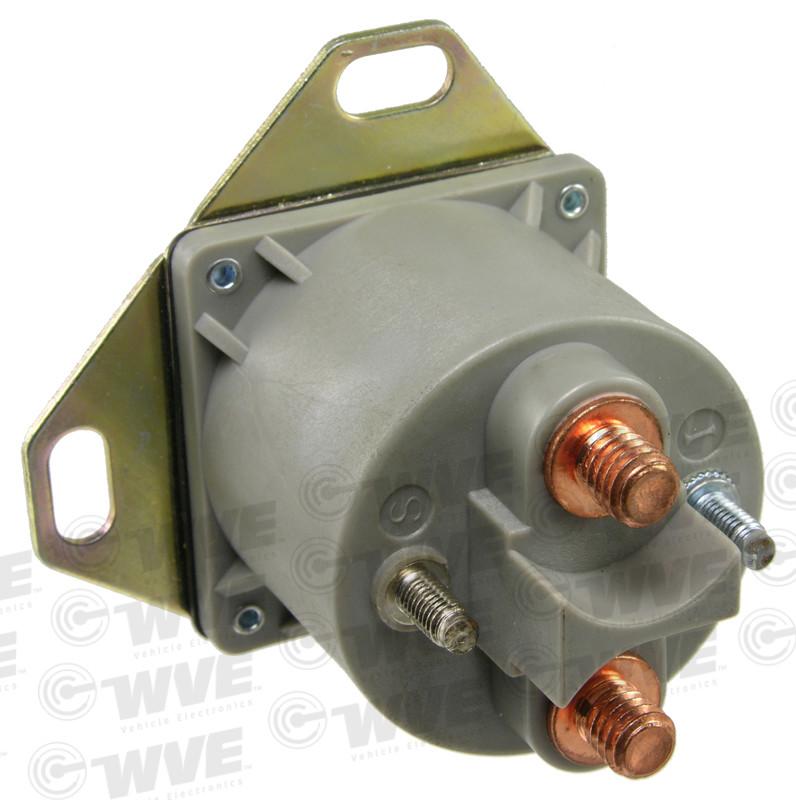 WVE - Heavy Duty Starter Solenoid - WVE 1M1517