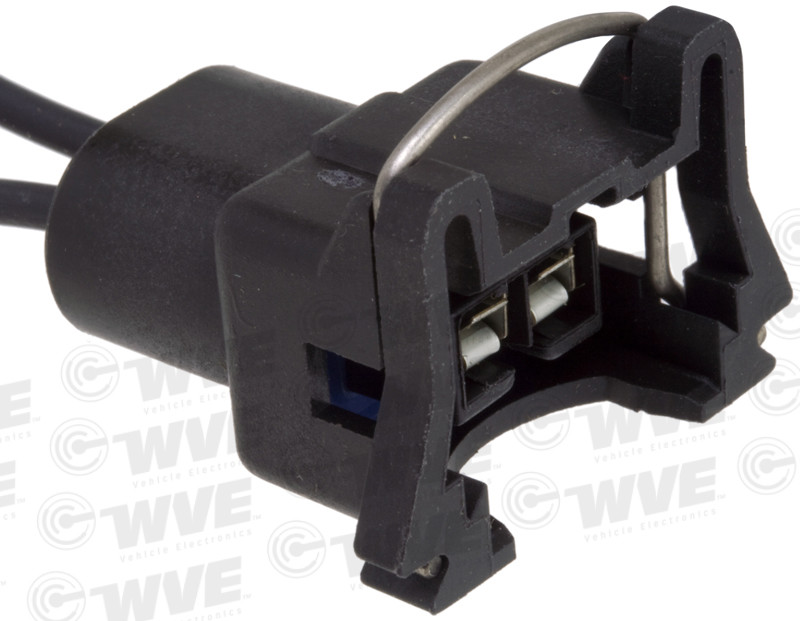 WVE BY NTK - Engine Coolant Temperature Sensor Connector - WVE 1P1002