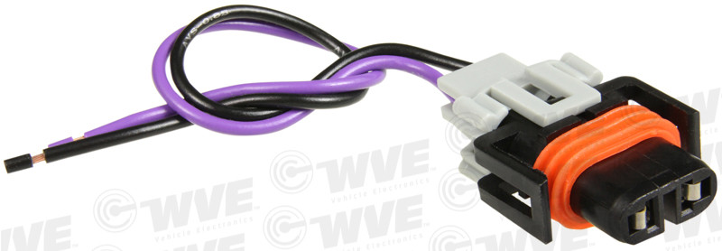 WVE BY NTK - Ignition Switch Connector - WVE 1P1032