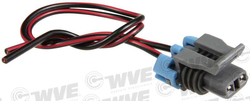 WVE - PCV Valve Heater Connector - WVE 1P1044