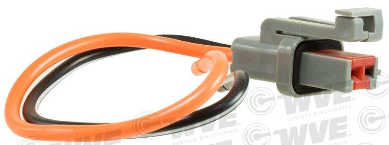 WVE BY NTK - Deck Lid / Liftgate Ajar Switch Connector - WVE 1P1098