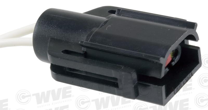 WVE BY NTK - ABS Wheel Speed Sensor Connector - WVE 1P1203