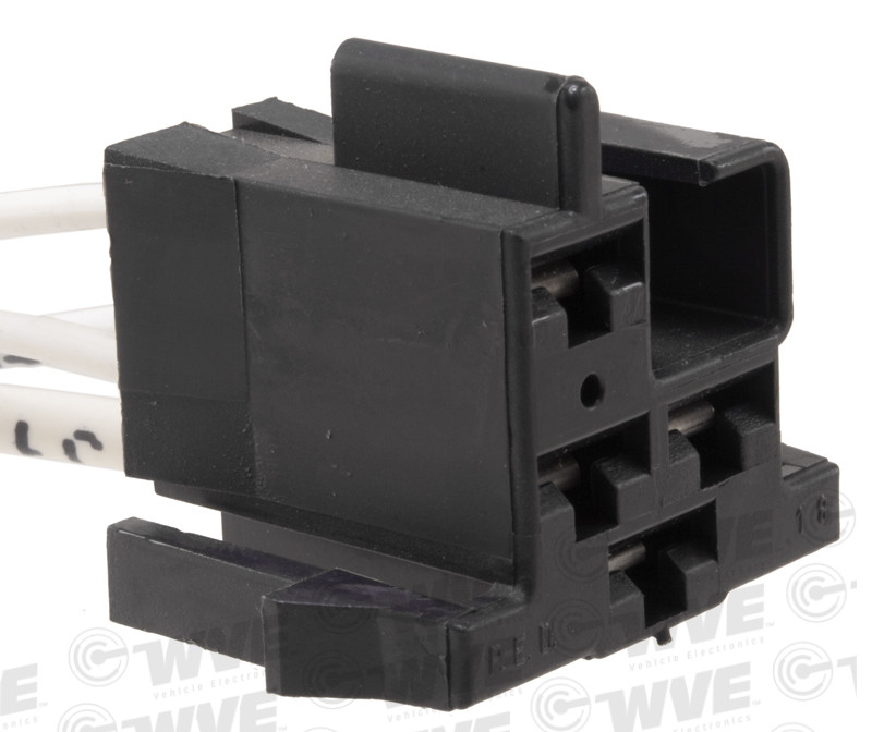WVE BY NTK - Headlight Switch Connector - WVE 1P1216