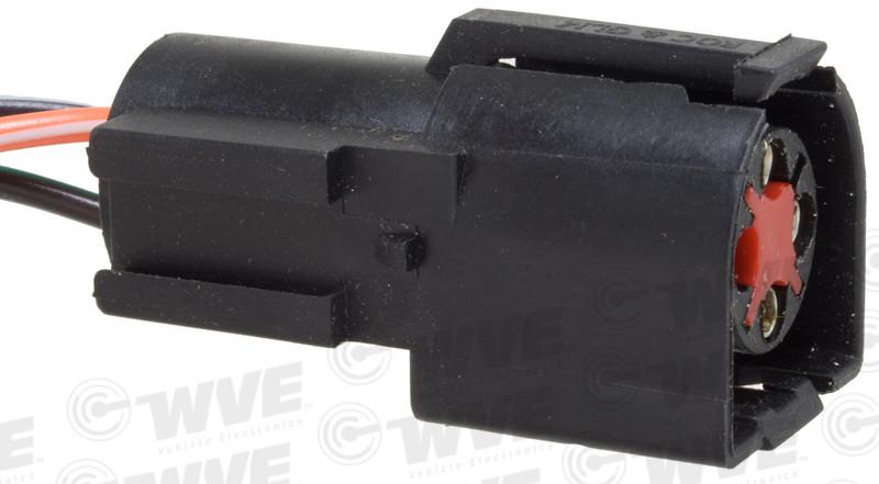 WVE - EGR Valve Position Sensor Connector - WVE 1P1268