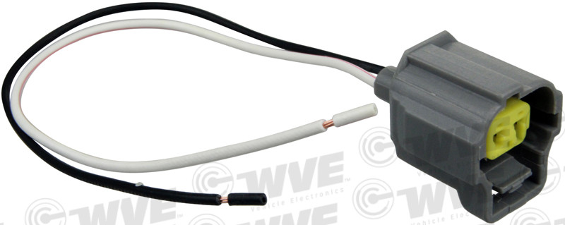 WVE BY NTK - Engine Cylinder Head Temperature Sensor Connector - WVE 1P1304