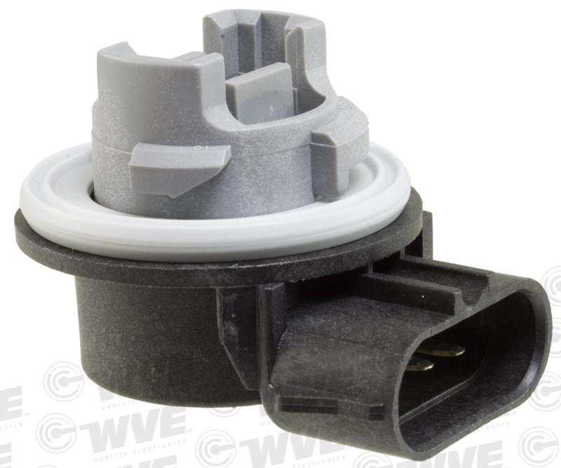 WVE - Side Marker Light Socket (Front Left) - WVE 1P1328