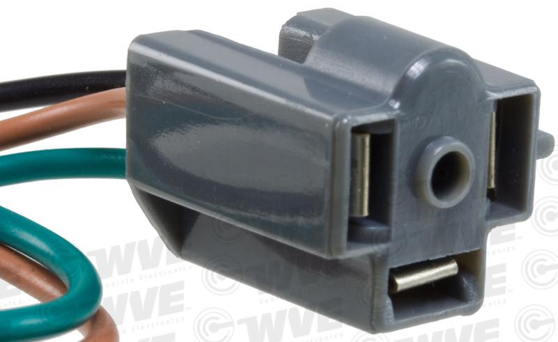 WVE BY NTK - Headlight High / Low Beam Light Connector - WVE 1P1338
