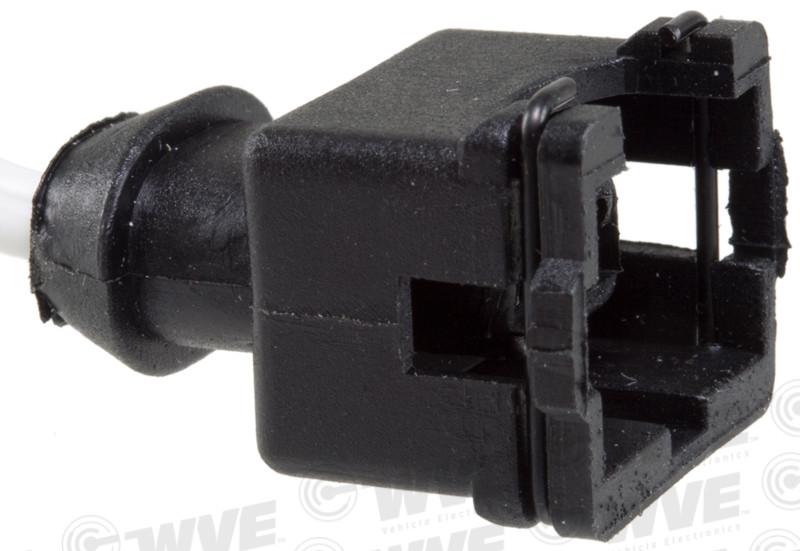 WVE BY NTK - Engine Coolant Temperature Sensor Connector - WVE 1P1347