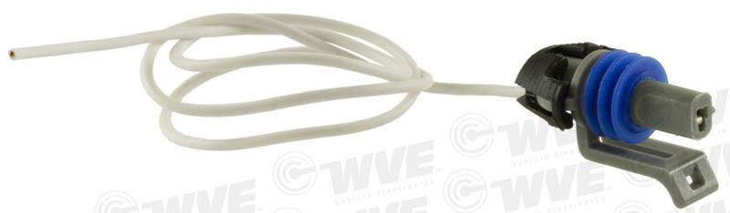 WVE - Ignition Knock (Detonation) Sensor Connector - WVE 1P1432
