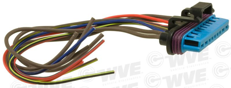 WVE - Diesel Glow Plug Connector - WVE 1P1456