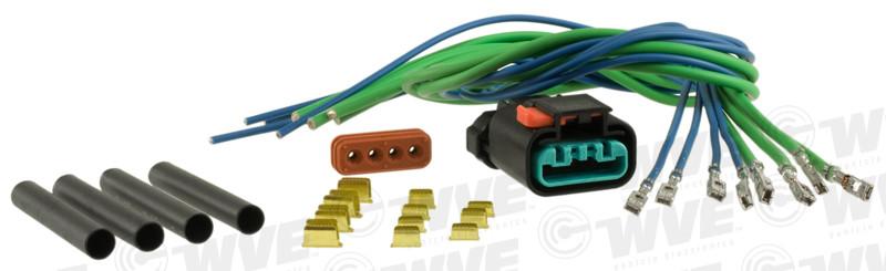 WVE - Evaporative Emissions System Leak Detection Pump Connector - WVE 1P1493