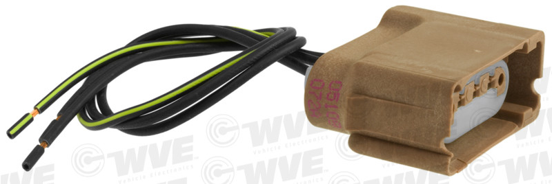 WVE BY NTK - Turn Signal Light Connector - WVE 1P1495