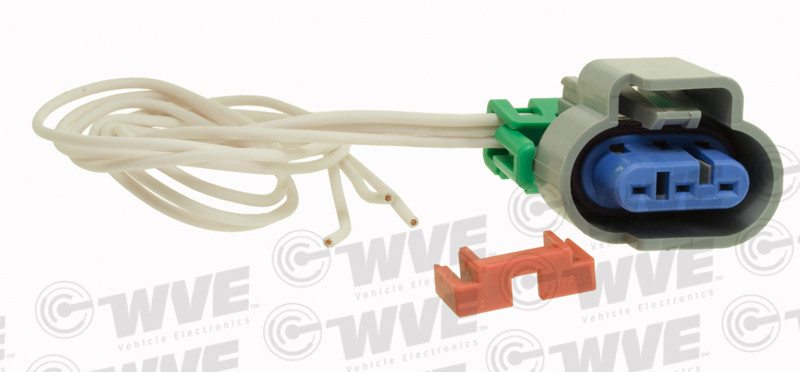 WVE BY NTK - Barometric Pressure Sensor Connector - WVE 1P1544