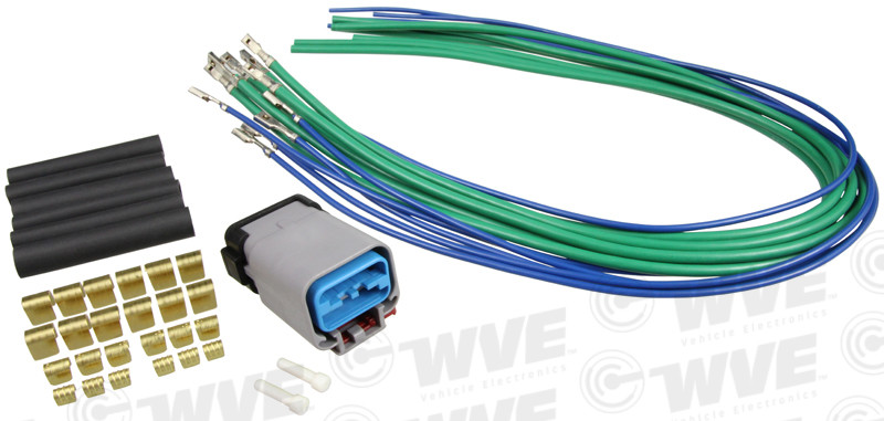 WVE BY NTK - Tail Light Circuit Board Connector - WVE 1P1645