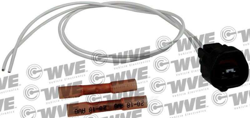 WVE - Automatic Transmission Speed Sensor Connector (Right) - WVE 1P1876