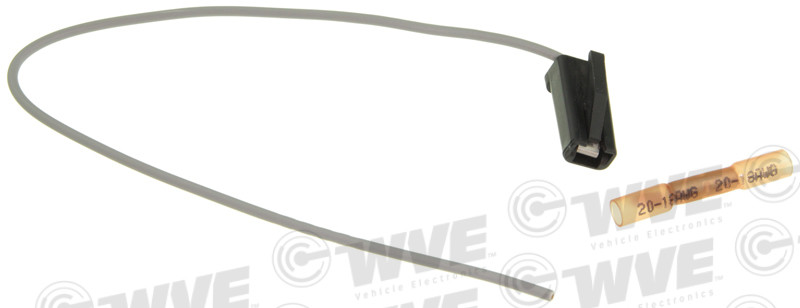 WVE BY NTK - Parking Brake Switch Connector - WVE 1P1882