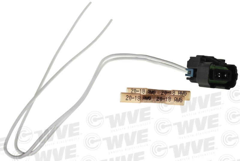 WVE BY NTK - Fog Light Connector - WVE 1P2206