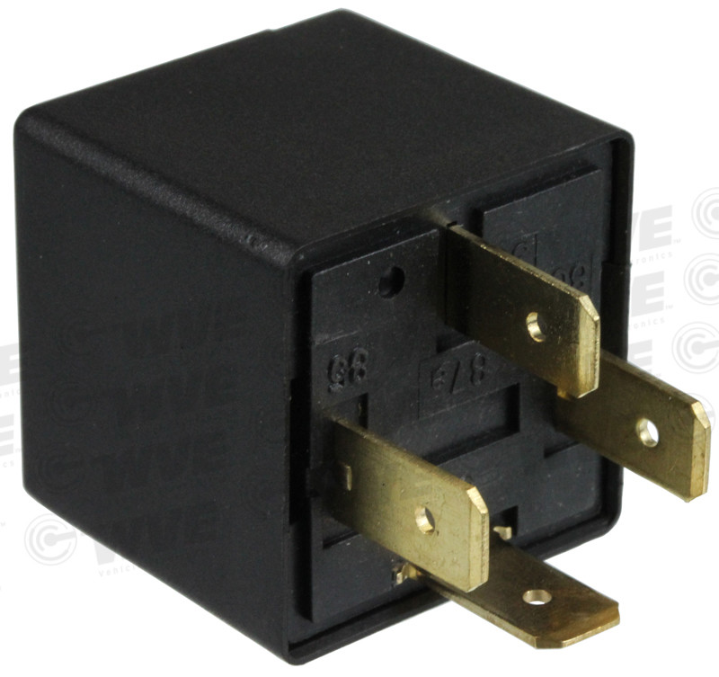WVE BY NTK - Window Defroster Relay - WVE 1R1007