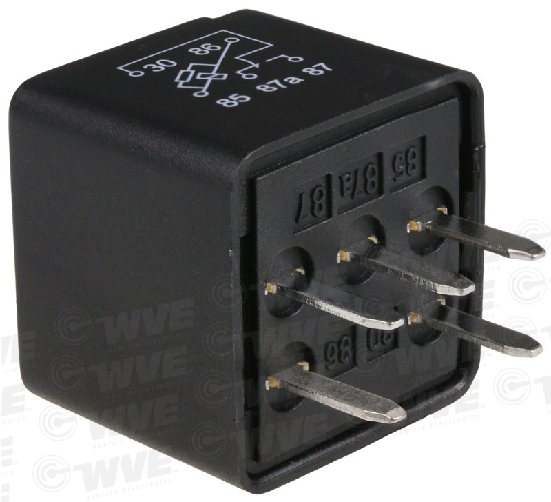 WVE BY NTK - ABS Warning Light Relay - WVE 1R1055