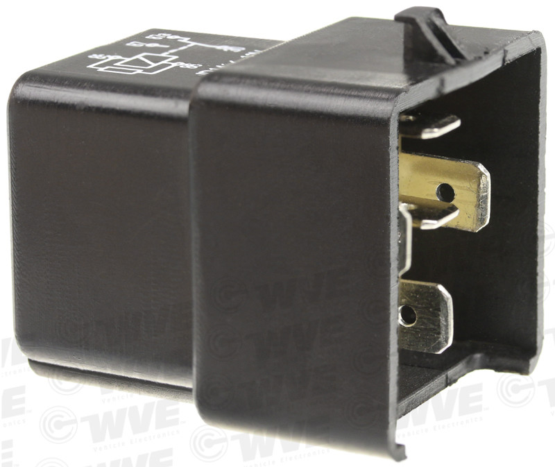 WVE BY NTK - ABS Warning Light Relay - WVE 1R1058