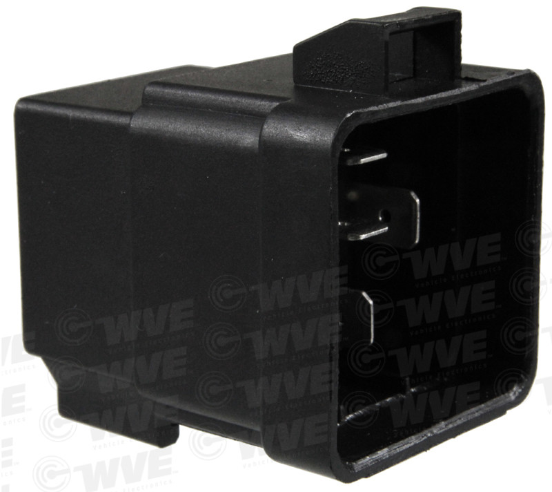 WVE BY NTK - ABS Warning Light Relay - WVE 1R1060